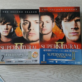 スーパーナチュラル DVD BOX (外国映画)