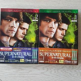 スーパーナチュラル DVD BOX(外国映画)