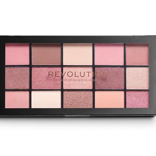 Sephora - Makeup Revolution ピンク アイシャドウパレット
