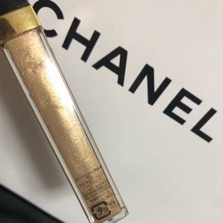 シャネル(CHANEL)のCHANEL  シャネル ルージュココグロス  712 メルテッド ハニー(リップグロス)