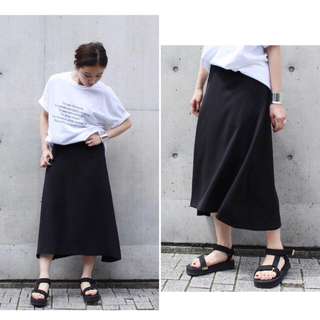DEUXIEME CLASSE - タグ付き新品⭐️ドゥーズィエムクラス/DOUBLE CLOTH フレア スカート