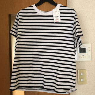 LOWRYS FARM - ボーダー Tシャツ