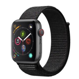 アップル(Apple)のApple Watch Series 4 44MM ブラック(腕時計(デジタル))