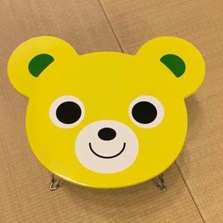 mikihouse - ミキハウス ノベルティ プッチーくん テーブル