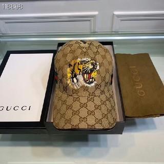 グッチ(Gucci)のGucci 刺繍 男女兼用キャップ(キャップ)