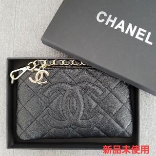 CHANEL - CHANELシャネル/VIP限定クラッチバッグ/セカンドバッグ/マトラッセ/ココ