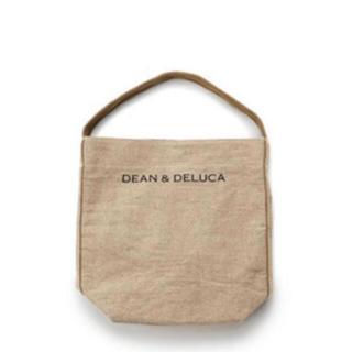 ディーンアンドデルーカ(DEAN & DELUCA)の新品   DEAN & DELUCA リネントートバッグ S  (トートバッグ)
