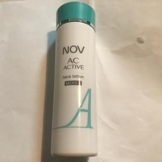 ノブ(NOV)のNOV ノブ ACアクティブ フェイスローション モイスト(化粧水 / ローション)