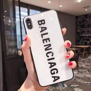 Balenciaga - iPhone ケース XR ホワイト