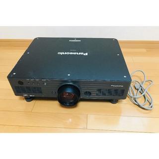 パナソニック(Panasonic)のパナソニック PT-DW5100 大型プロジェクター  5500ルーメン (その他)
