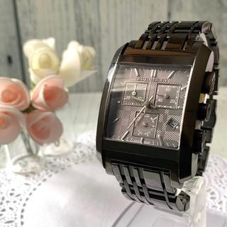 バーバリー(BURBERRY)の【電池交換済み】BURBERRY バーバリー BU1563 腕時計 スクエア(腕時計(アナログ))