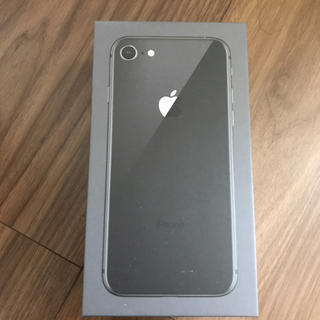 アイフォーン(iPhone)のアイフォン8 iPhone8 SIMフリー(スマートフォン本体)