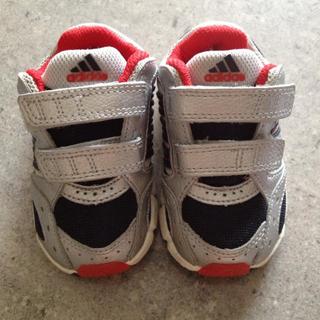 アディダス(adidas)のadidas ベビー靴 12センチ 新品(その他)