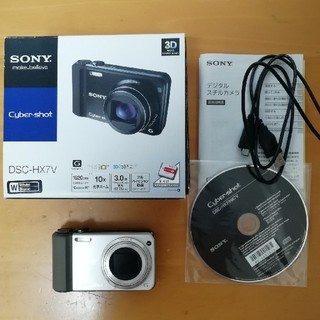 SONY - SONY デジカメ DSC-HX7V