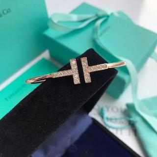 ティファニー(Tiffany & Co.)のティファニー バングル ブレスレット(ブレスレット/バングル)