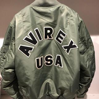 アヴィレックス(AVIREX)のAVIREX MA-1(フライトジャケット)