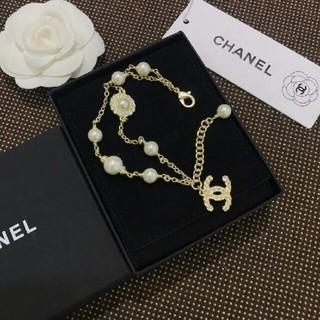 シャネル(CHANEL)のCHANEL ブレスレット 超美品 レディース ファッション 新品(ブレスレット/バングル)
