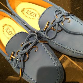 トッズ(TOD'S)のTODS ドライビングシューズ(ローファー/革靴)
