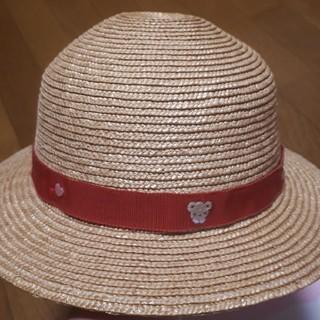 ファミリア(familiar)のfamiliar(帽子)