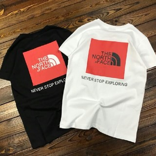 THE NORTH FACE - THE NORTH FACE Tシャツ 黒白セット