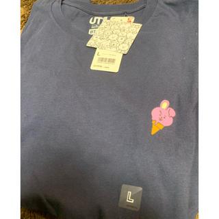 UNIQLO - BT21 UNIQLOコラボ Tシャツ