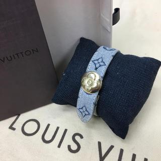 ルイヴィトン(LOUIS VUITTON)の正規品 ルイヴィトン LOUIS VUITTON グッドラックブレス(ブレスレット/バングル)