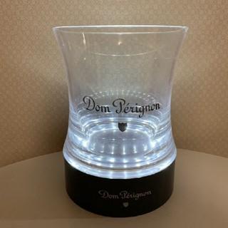 ドンペリニヨン(Dom Pérignon)のドンペリ シャンパン LED アクリル クーラー スタンド セット(シャンパン/スパークリングワイン)