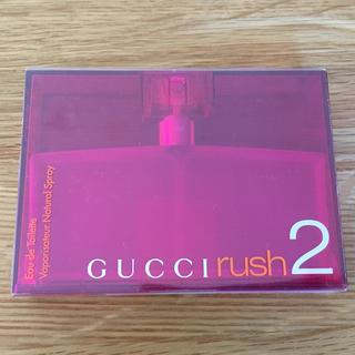 グッチ(Gucci)のGUCCI  rush2 50ml(香水(女性用))