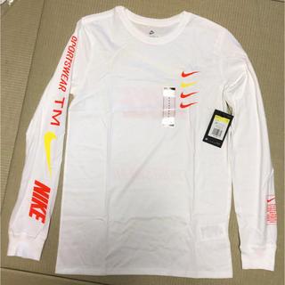 NIKE - NIKE ロングスリーブ Tシャツ Sサイズ