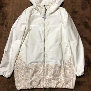 モンクレール(MONCLER)のモンクレール♡刺繍ナイロンジャケット(ナイロンジャケット)