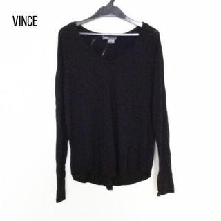 Vince - VINCE(ヴィンス) 長袖Tシャツ サイズXS レディース 黒