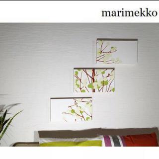マリメッコ(marimekko)のマリメッコ ルミマルヤ ファブリックパネル セパレート ボード(その他)