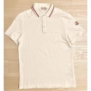 MONCLER - [美品]国内正規品 モンクレール  ポロシャツ トリコロール