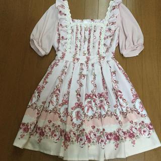 LIZ LISA - リズリサ バレエ シューズ ワンピース ピンク 美品