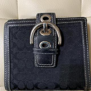 コーチ(COACH)のコーチ二つ折り財布(折り財布)