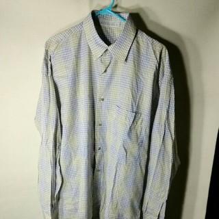 ジバンシィ(GIVENCHY)のジバンシィ・ロングスリーブのカジュアル、チェックシャツ(シャツ)