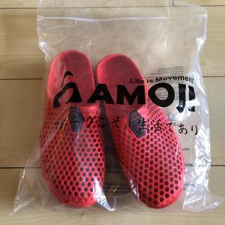 Amoji サンダル 23.0cm-23.5cm(サンダル)