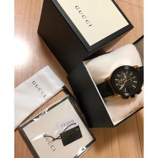 グッチ(Gucci)のGUCCI メンズ 腕時計 クロノグラフ(腕時計(アナログ))