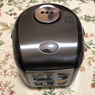 Panasonic - 炊飯器 Panasonic 3合炊き