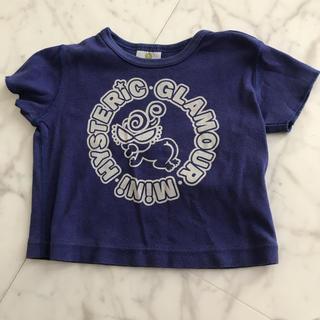 ヒステリックミニ(HYSTERIC MINI)のヒスミニ Tシャツ ヒステリックミニ60(Tシャツ)