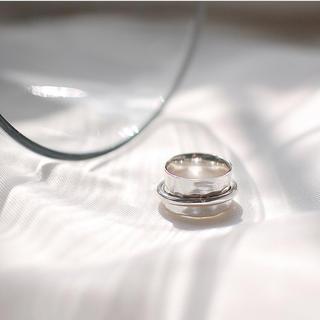 イーエム(e.m.)のTEN. テン Silver925 リング シルバー プラネットリング(リング(指輪))
