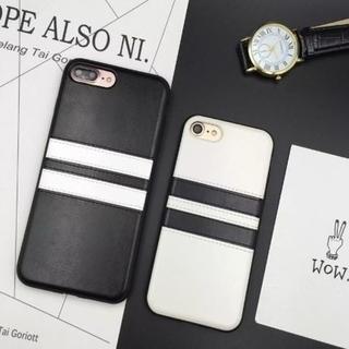 シンプル モノトーン iPhoneケース 送料無料 iPhone6/6s スマホ(iPhoneケース)