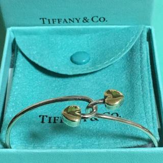 ティファニー(Tiffany & Co.)のTIFFANY&CO・750.925バングル(ブレスレット/バングル)