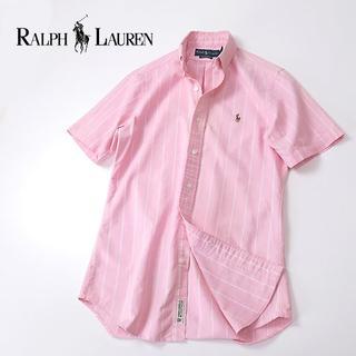 ラルフローレン(Ralph Lauren)のラルフローレン ラインストライプ◎カラーポニー入りシャツ(シャツ)