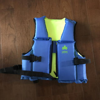 ロゴス(LOGOS)のライフジャケット(マリン/スイミング)