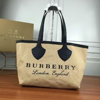 バーバリー(BURBERRY)のBURBERRY レディーストートバックハンドバック(トートバッグ)