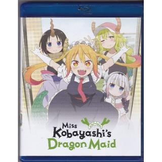 小林さんちのメイドラゴン 全13話+OVA (Blu-ray) 北米盤