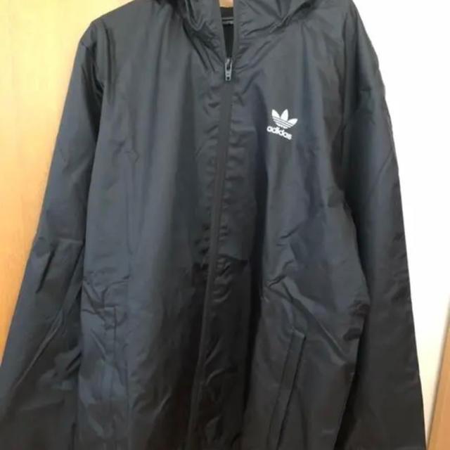 adidas(アディダス)の【新品未使用】アディダス オリジナルス ロゴ ウィンドブレーカー メンズのジャケット/アウター(ナイロンジャケット)の商品写真