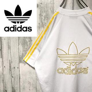 adidas - アディダスオリジナルス☆サイドライン トレフォイルロゴ デカロゴ  Tシャツ