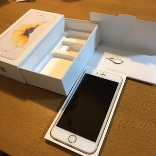 Apple - ✳️iPhone 6s Gold 64 GB SIMフリー